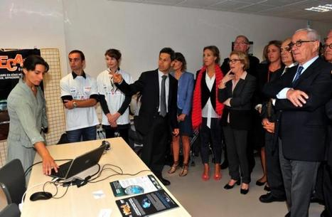 Albi. Champollion innove avec les serious games | innovation | Scoop.it