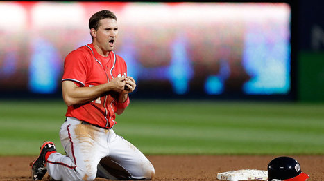 Nationals' Ryan Zimmerman suffers fractured right thumb in loss to Braves, out 4-6 weeks | Sprains and Strains and Arthritis | Scoop.it