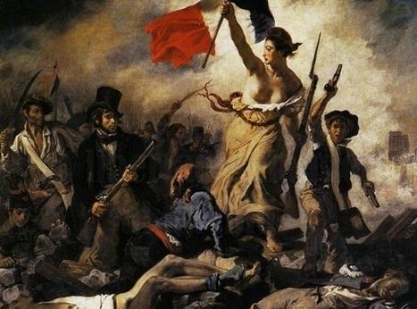 La libertad guiando al pueblo | Historia | Scoop.it