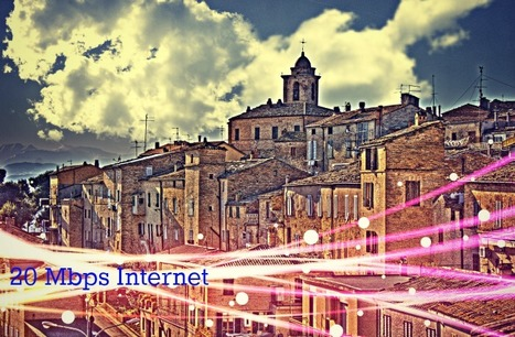 Telecom Italia launches digital divide project in Marche | Le Marche another Italy | Scoop.it
