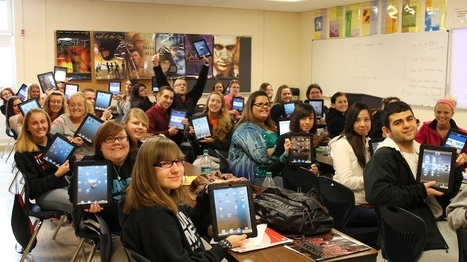 Fraser Public Schools hands out most iPads to students in Michigan | WDIV Detroit | 1:1 Mobile Learning Initiative | Scoop.it