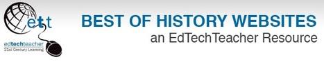 Best of History Web Sites | Brainfriendly, motivating stuff for ESL EFL learners | Scoop.it