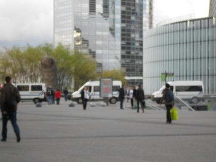 4M : La police très présente | #marchedesbanlieues -> #occupynnocents | Scoop.it