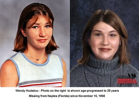 Family waits for answers - Wendy Hudakoc missing from Naples (Florida) since November 15, 1998 | Missing Children | Scoop.it