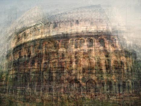 Pep Ventonsa -  The Colosseum | Fotografías, Usos Sociales y Cultura remix | Scoop.it