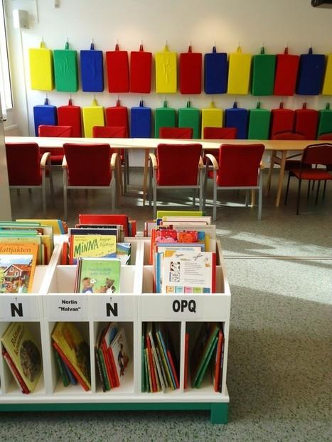Skolbibliotekslista med de som är bemannade 20+ timmar | Skolbiblioteket och lärande | Scoop.it