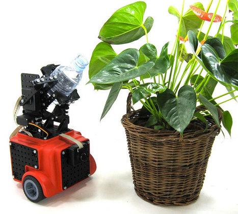 Le robot POB fait son show à la Fnac - Ere Numérique | Les robots domestiques | Scoop.it