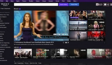 Yahoo et Live Nation veulent révolutionner la diffusion de concert en streaming | Commerce de la musique: bilan 2.0 | Scoop.it