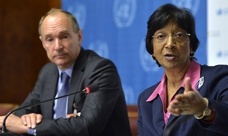 Internet privacy as important as human rights, says UN's Navi Pillay | EMAC 6300 | Scoop.it