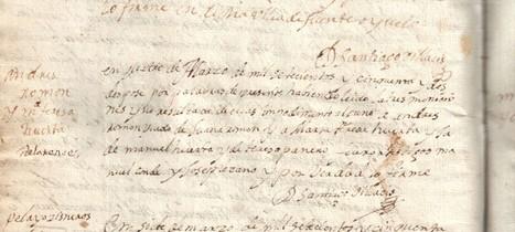 Romon : résultat des dernières recherches en Espagne – Les ancêtres de notre famille | GenealoNet | Scoop.it