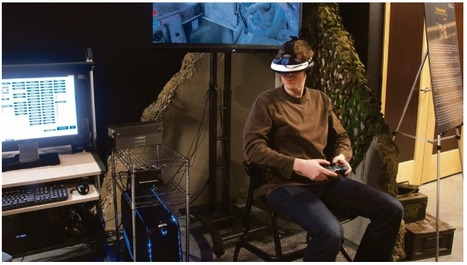 Treating injured minds and bodies with virtual remedies | 3D Virtual-Real Worlds: Ed Tech | Scoop.it