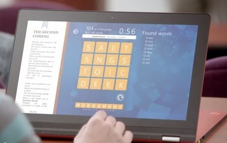 Microsoft targets iPad with new back-to-school ad | ZDNet | Tecnología | Scoop.it