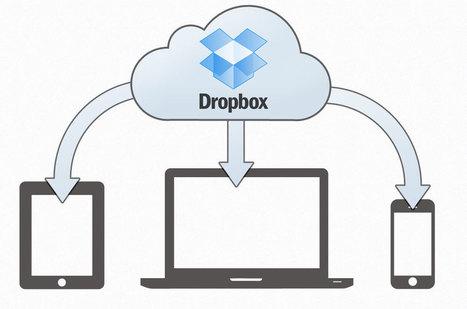Dropbox: la condivisione di file online | filesharing | Scoop.it