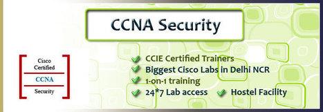 Best CCNA Security Training Institute in Gurgaon | Delhi NCR | India | Networkers Guru | Scoop.it