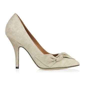 Buy New Style White Isabel Marant Poppy Ladies Suede High Heels Pumps Sale For Womens Sale   Isabel Marant Shoes   Scoop.it