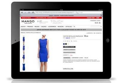 Plus de 500 magasins connectés Mango à travers le monde » | | Digital experience in store | Scoop.it