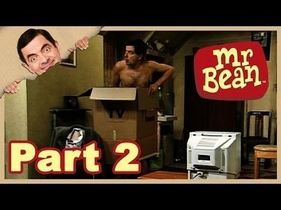 Mr. Bean - Episode 5 - The Trouble With Mr. Bean - Part 2/5 | supreme moments | Scoop.it