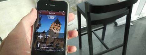 L'Office de tourisme Cahors/Saint-Cirq-Lapopie en plein boom numérique | Animation Numérique de Territoire | Scoop.it