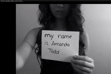 Anonymous révèle l'identitié du harceleur d'Amanda Todd | digitalcuration | Scoop.it