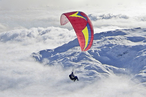 Adrenaline Sports in Le Marche | The Sky Above Le Marche | Le Marche another Italy | Scoop.it
