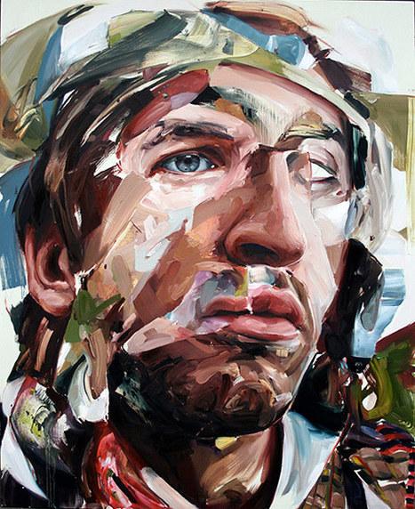 Nick Lepard | Painter | les Artistes du Web | Scoop.it