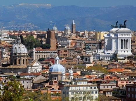 Roma dall'alto - Turismo Roma   Motel Corsi news   Scoop.it