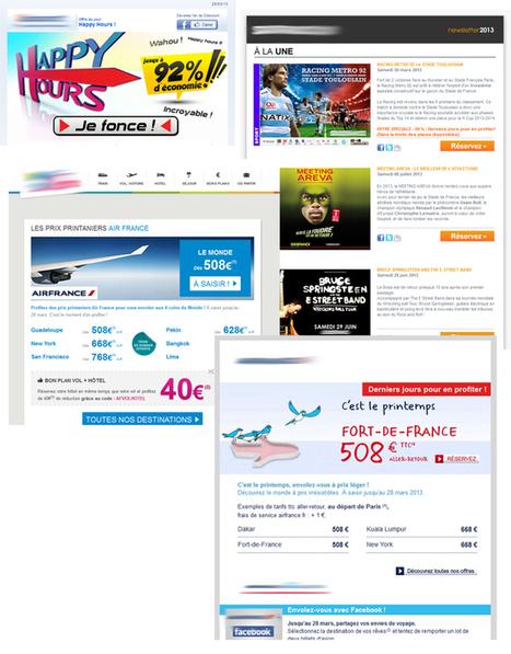 Améliorer l'efficacité de vos emails commerciaux | Email Marketing Francophone | Scoop.it