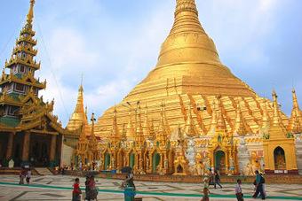 Pagoda Shwedagon de Rangún | Laos | Scoop.it