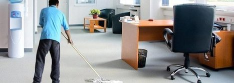 How commercial cleaning is different form domestic clearing and can it affect your business? | Apartments on rent | Scoop.it