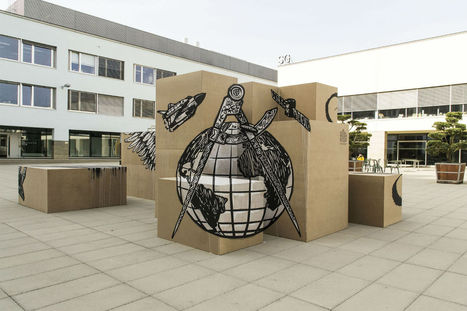 Anamorphic Illusions by Truly Design | The brain and illusions | Scoop.it