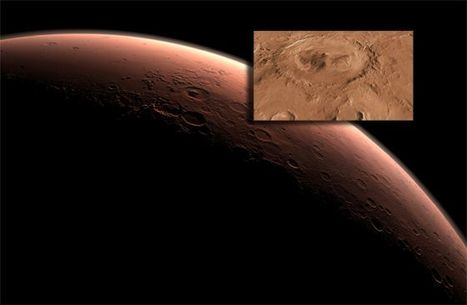 Where to watch Sunday's Mars landing live online | SMedia | Scoop.it