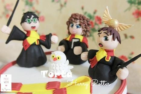 cucchiaio e mattarello > torta, cupcake e biscotti  Harry Potter   cucchiaio e mattarello   Scoop.it