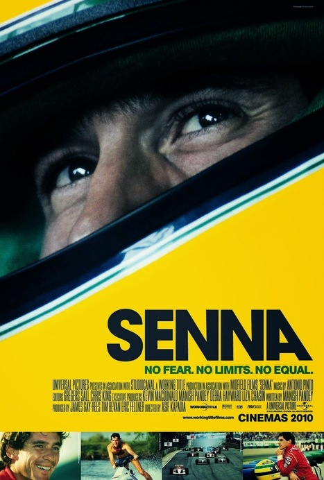 SENNA 2010 DOCUMENTARY | Vintage Motorbikes | Scoop.it