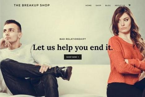 The Breakup Shop – A Service That Will End a Relationship for You | Strange days indeed... | Scoop.it