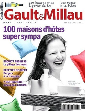 Make life tasty, Gault Millau Top 10 best guest houses in France | Charming guest mansion in Charente | Scoop.it