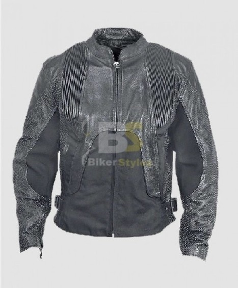 Mens Armored Aegis Leather Motorcycle Jacket exude a distinct look. | Biker stylez leather jackets | Scoop.it