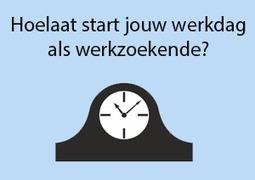 Functie: werkzoekende....een fulltime job. Tip! effectief time-management in 3 stappen via @KarinTibben   Werkzoekende: full-time job   Scoop.it