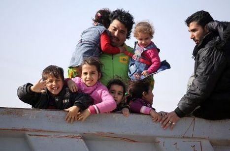 La revuelta suní en Irak provoca una oleada de refugiados internos | Objetivo... Irak | Scoop.it