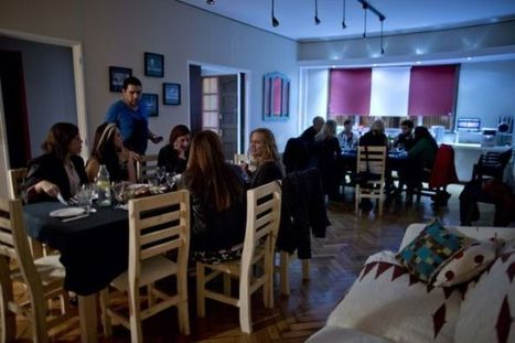 New social networks connecting cooks, diners - Bloomington Pantagraph   Sharing economy   Scoop.it