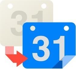 Comment récupérer les évènements supprimés dans google Agenda ? | Time to Learn | Scoop.it