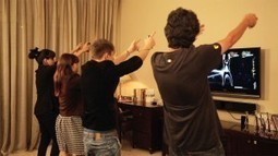 Dance Party brings Wii-like dance gaming to Apple TV | Technology | Scoop.it