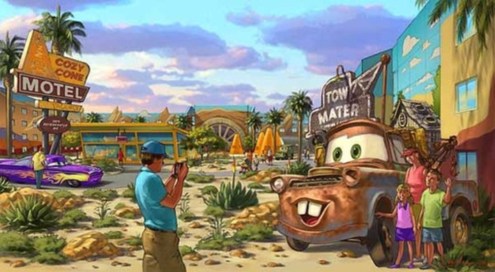 Opening Dates For Art of Animation Resort Revised, Then ... | Machinimania | Scoop.it