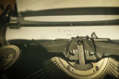 Grandes autores que odiaban escribir | Educacion, ecologia y TIC | Scoop.it