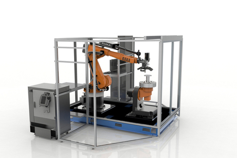 Stratasys unveils mega, robotic 3D printers to build large parts | DigitAG& journal | Scoop.it