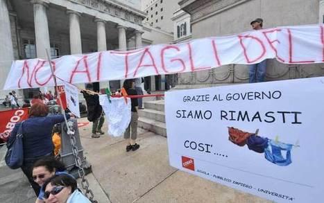 ► Il governo arretra, decisivi lo sciopero e le manifestazioni del 14 novembre Scuola Magazine   Lim   Scoop.it