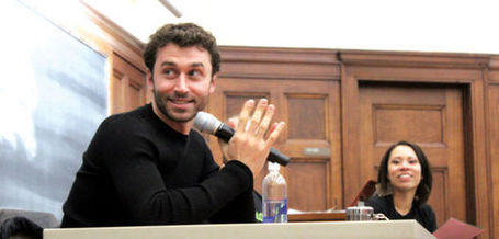 Adult film star James Deen promotes sexual health in speech at UW-Madison : Daily-cardinal | Sex Work | Scoop.it