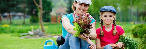 Des légumes gratuits en ville grâce aux Incroyables Comestibles | Innovation durable | Scoop.it