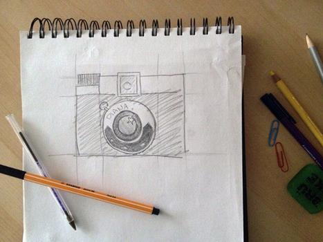 Lomo Arte: ¡Dibuja tus cámaras! | ArteDigital | Scoop.it