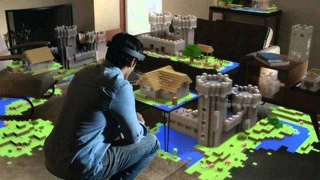 Tim Sweeney: La realidad aumentada rempalzará las pantallas tradicionales | educacion y tic | Scoop.it