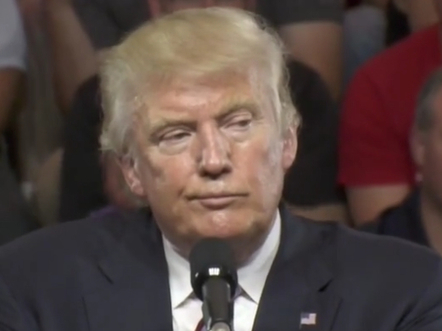 "Trump on Terror: ""You Have To Fight Fire With Fire"" 